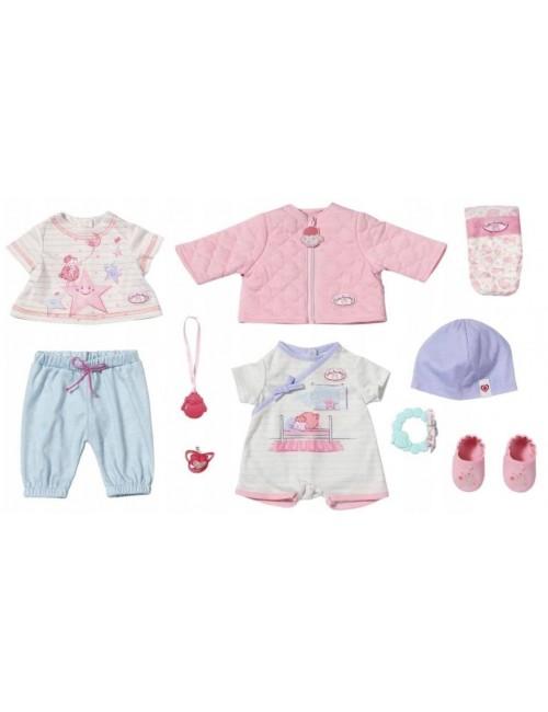 Baby Annabell Zestaw Ubranek dla Lalki 703267