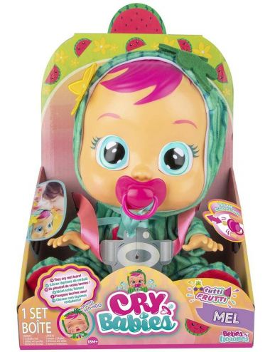 Cry Babies Tutti Frutti Laleczka Mel Arbuz 093805