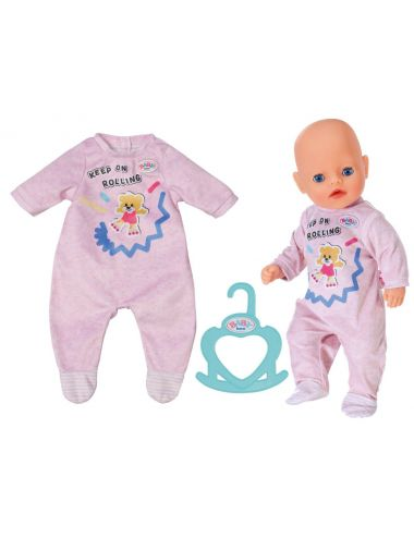 Baby Born Śpioszki dla Małego Śpiocha 36cm 830574