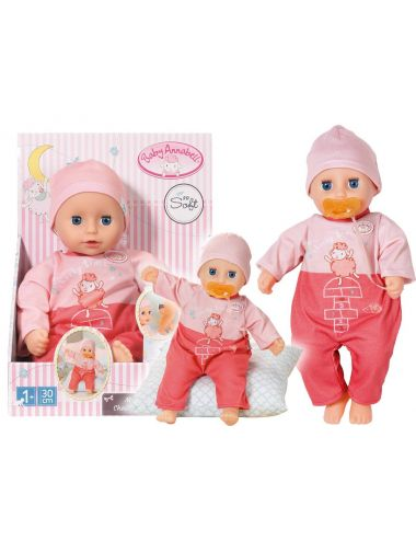 Baby Annabell Moja Pierwsza Zawadiacka Annabell 30cm 706398