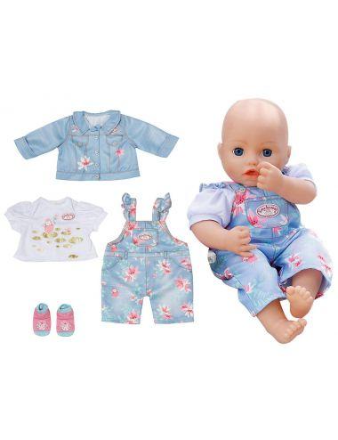 Baby Annabell Ubranko Jeans 43cm 705643