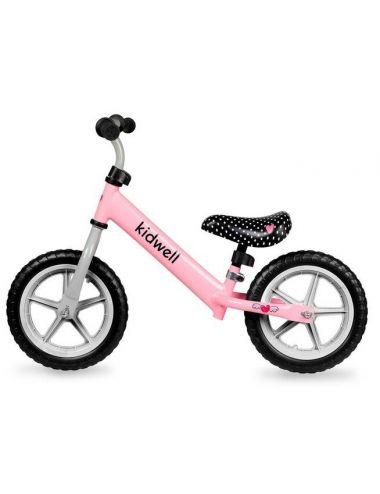 Kidwell Rebel Pink Rowerek Biegowy Różowy