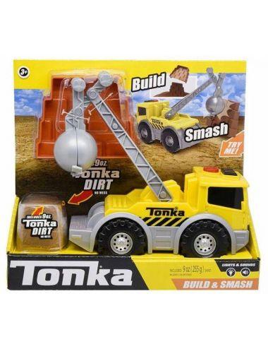 Tonka Ciężarówka Build & Smash Zestaw 06080