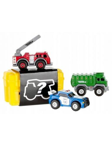 Tonka Mini Pojazdy Budowlane Micro Metals 06040