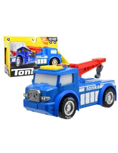 Tonka Pojazdy Laweta Mighty Force Lights Sounds 06006