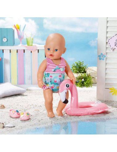 Baby Born Zestaw Kąpielowy dla Lalki 43cm Flaming 831731