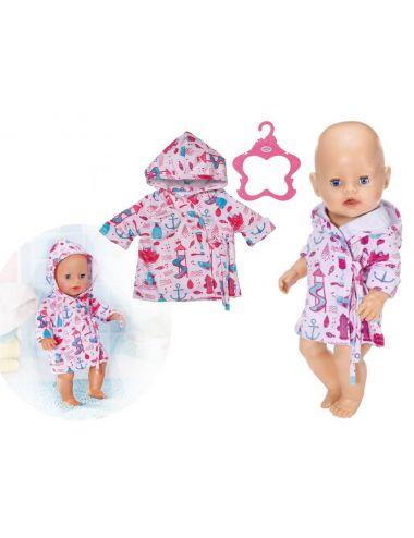 Baby Born Szlafrok Kąpielowy dla Lalki 43cm 830642