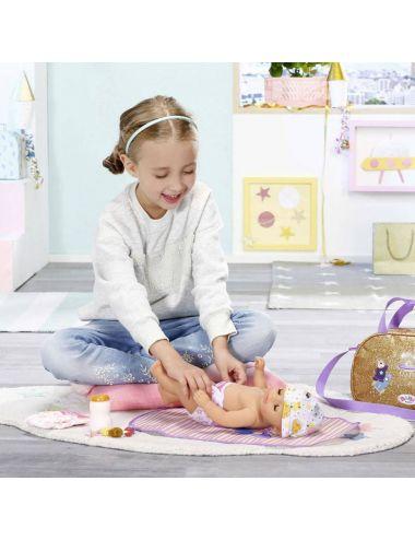 Baby Born Torba Urodzinowa Przewijak dla Lalki 43cm 831106