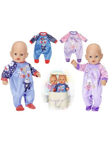 Baby Born Śpioszki Urodzinowe dla Lalki 43cm 831090