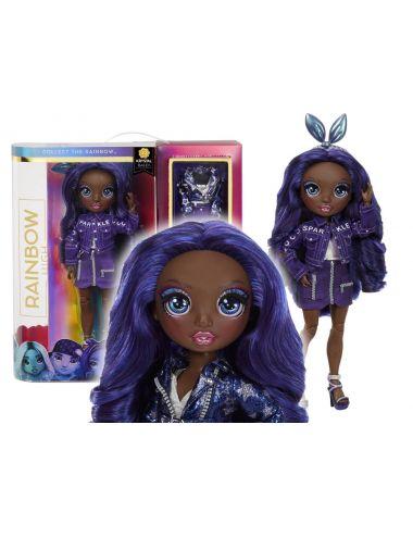 Rainbow High Krystal Bailey Violet Lalka Modowa 572114