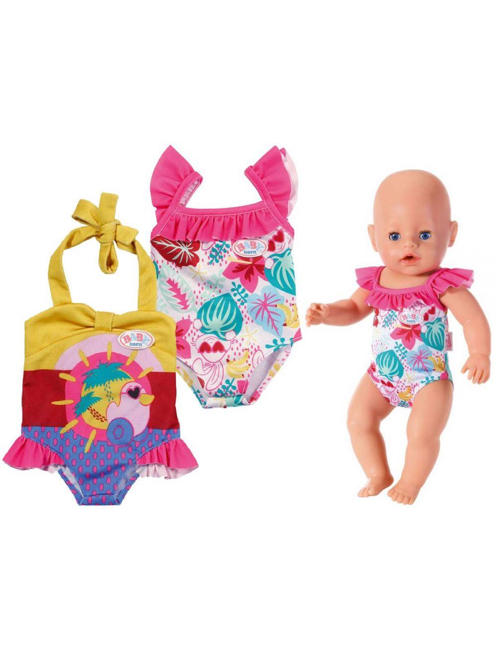 Baby Born Kostium Kąpielowy dla lalki 828281
