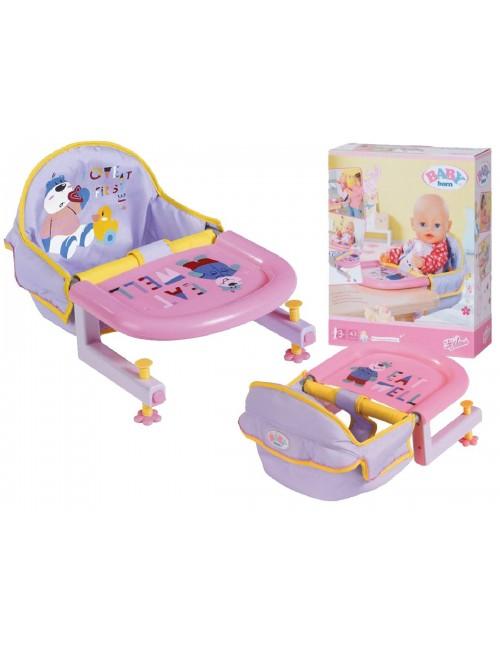 BABY BORN krzesełko do karmienia przy stole 828007