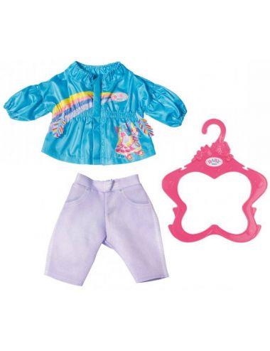 Baby Born Ubranko Płaszcz i spodnie dla lalki 828212