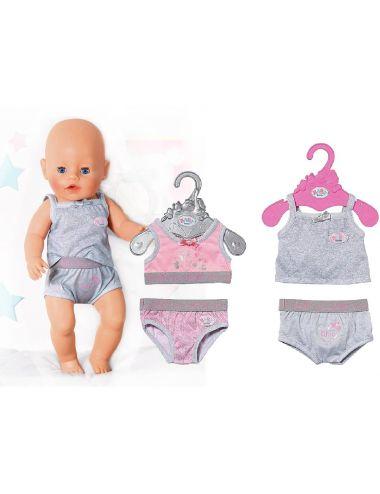 Baby Born Bielizna dla Lalki 43cm 827543