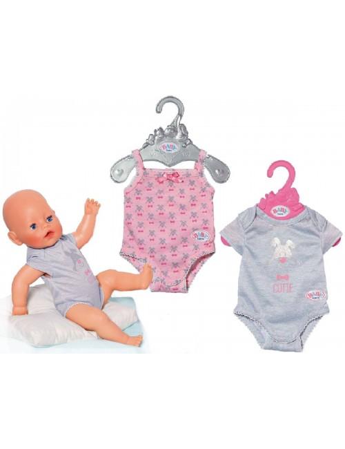 Baby Born 827536 Ubranko Body dla Lalki 43 cm