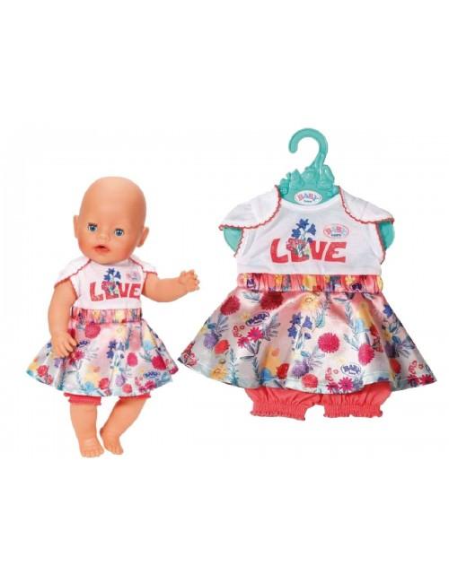Baby Born Ubranko Sukienka dla Lalki Spodenki 826973