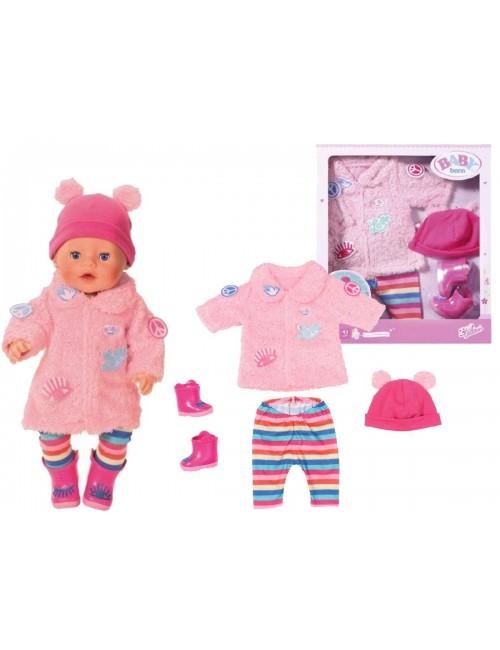 Baby Born Modny Zimowy Płaszcz 43 cm 826959