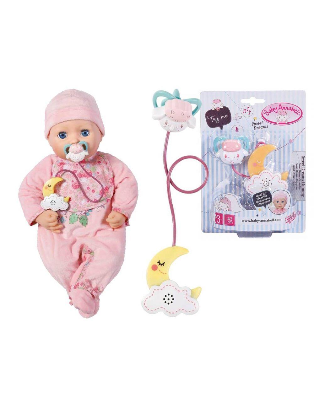 Baby Annabell Smoczek z Księżycem Pozytywką  701935