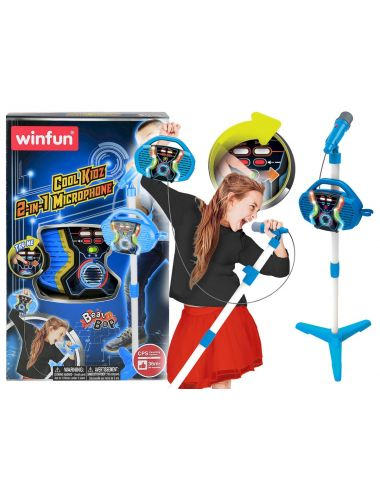 Smily Play SUPER MIKROFON 2w1 02086
