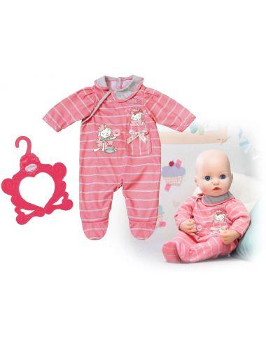 Baby Annabell Ubranko Różowe dla Lalki 46cm 700846