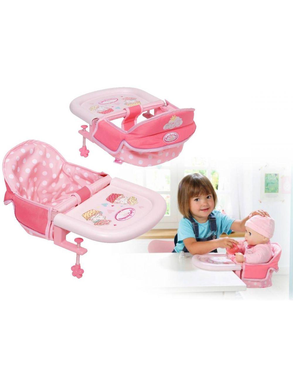 BABY Annabell Krzesło do karmienia 701126