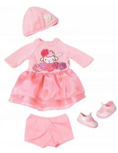 BABY Annabell Dzianinowy zestaw ubranek dla lalki 701966