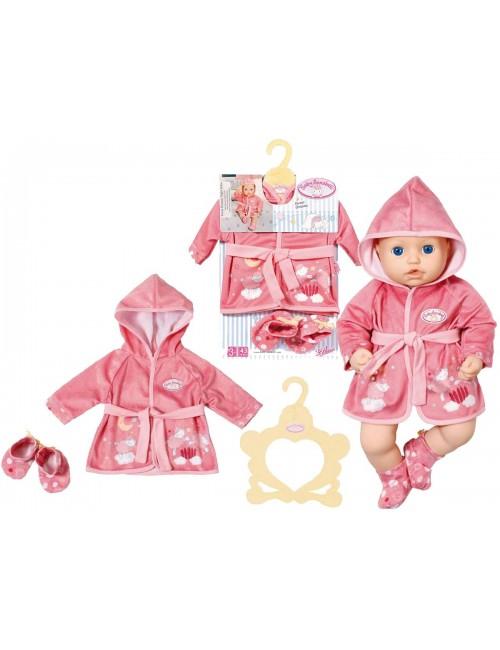 Baby Annabell Szlafrok i Kapcie dla Lalki 701997