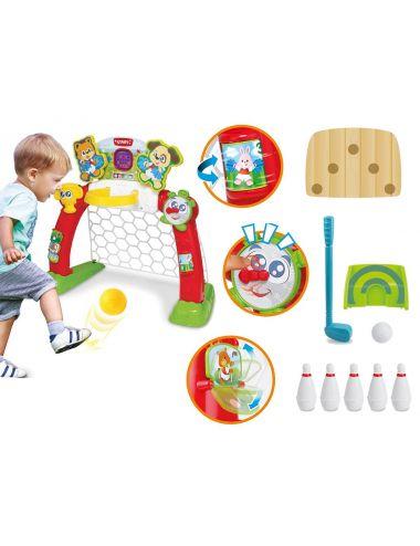 Smily Play Centrum Sportu 4w1 Zabawa Sportowa 06003A