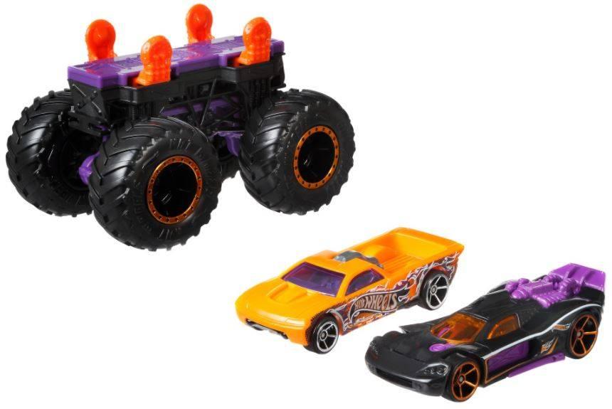 Hot Wheels Pojazd Monster Trucks Maker GWW13