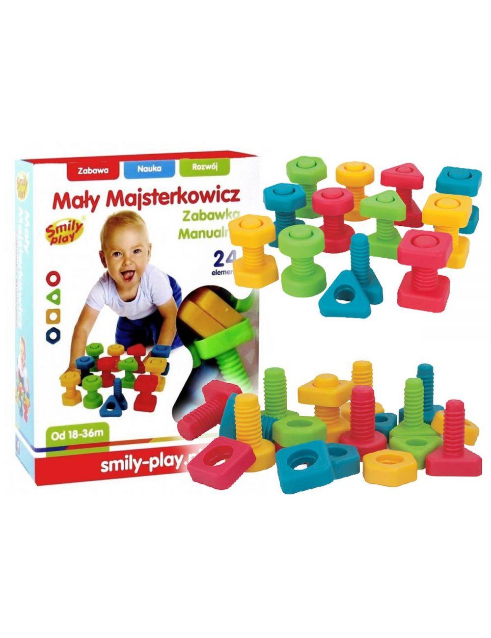 Smily Play Zestaw Małego Majsterkowicza 82931