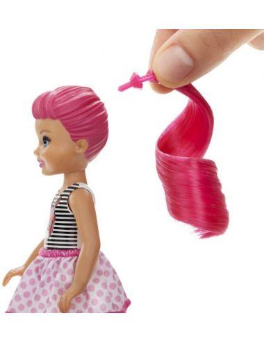 Barbie Monochrom Chelsea Color Reveal Niespodzianka w Tubie GWC60
