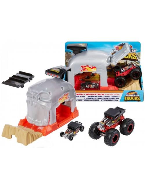 Hot Wheels Mały Zestaw Autko Monster Truck GKY02