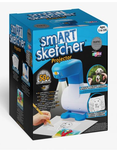TM Toys Smart Sketcher Projektor Do Rysowania Pisania SSP961