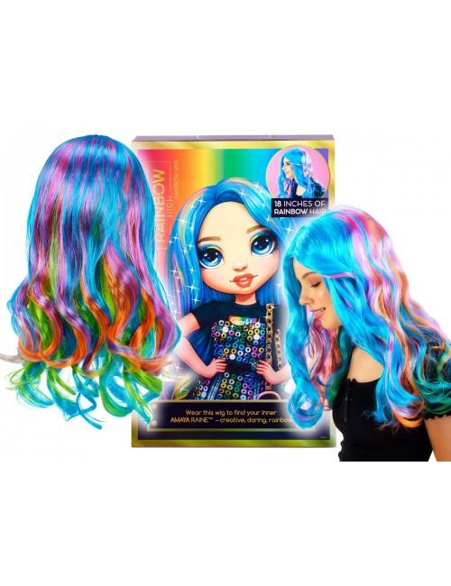 Rainbow High Amaya Raine Tęczowa Peruka Kolorowa 572534