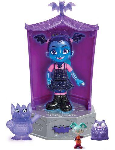 Vampirina Ina Nietoperz Zestaw Świecący Przyjaciele 78020