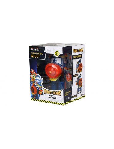 Robot Trains Figurki Transformujące Pociąg Mix 80174 Cobi
