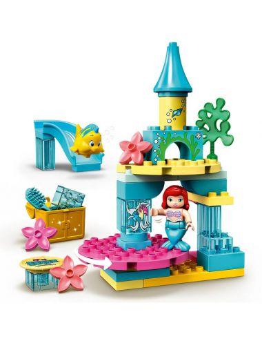 LEGO Duplo Podwodny Zamek Arielki 10922