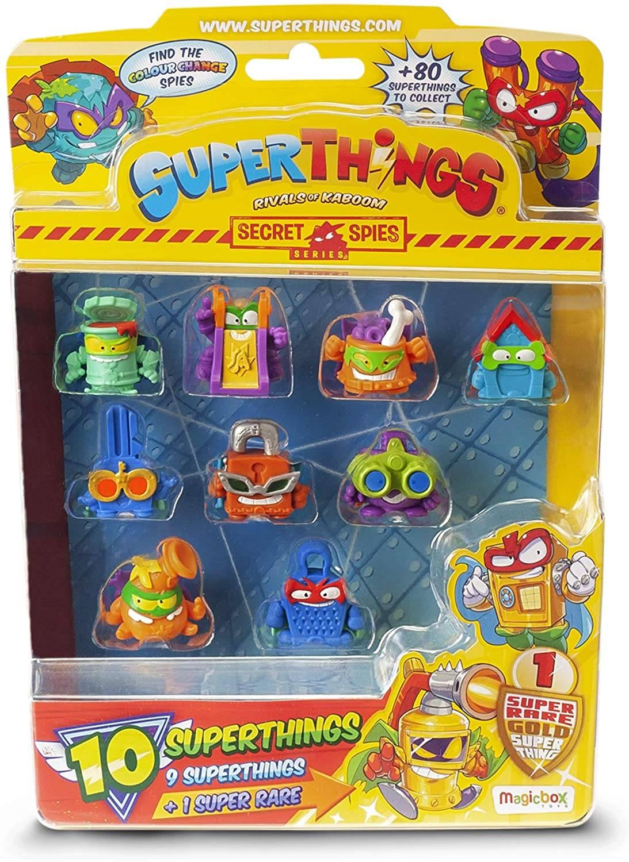 Super Things 10 pak figurek zestaw Seria 5