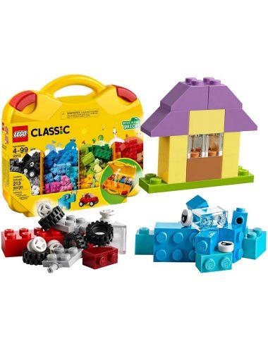 LEGO Classic Kreatywna Walizka Klocki 10713