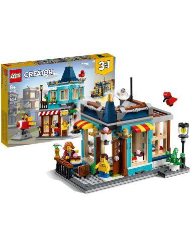 LEGO Creator Sklep z Zabawkami Klocki 3w1 31105