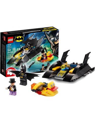 LEGO Batman Pościg Batłodzią za Pingwinem 76158