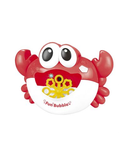 Wanna Bubbles Krab Maszynka Na Bańki Anek BB498