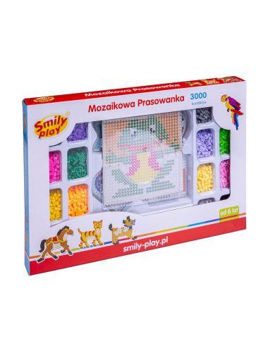 Smily Play Mozaika Prasowanka Koraliki Zestaw Kreatywny SP83640