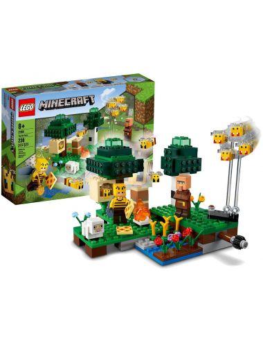 LEGO MINECRAFT Pasieka Klocki 21165