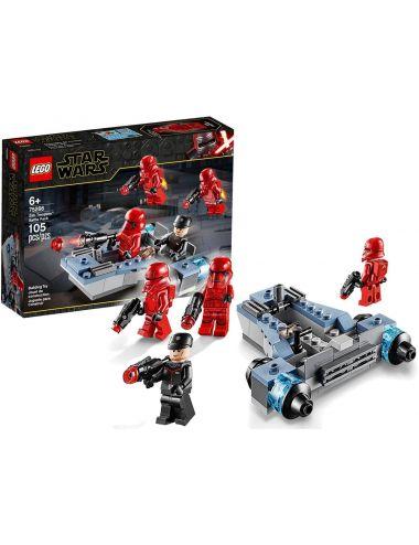 LEGO STAR WARS Zestaw Bitewny Żołnierzy Sithów 75266