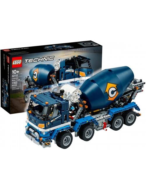 LEGO Technic Betoniarka Klocki 42112