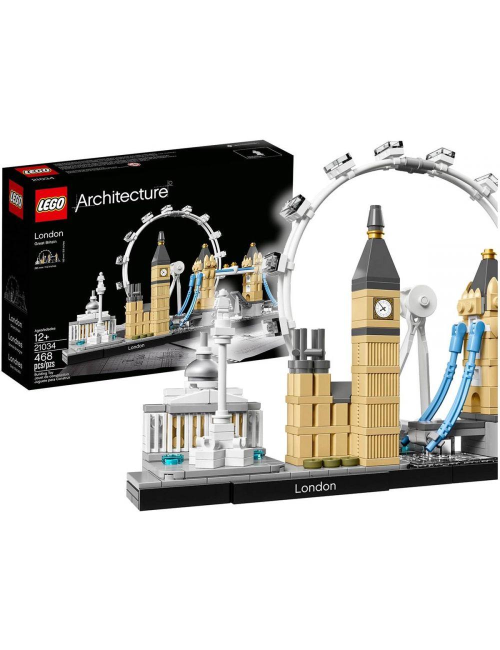 LEGO Architecture Skyline London Klocki 21034