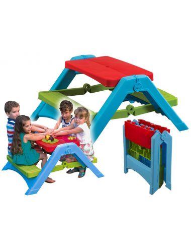 PalPlay M376 Stolik Piknikowy dla dzieci
