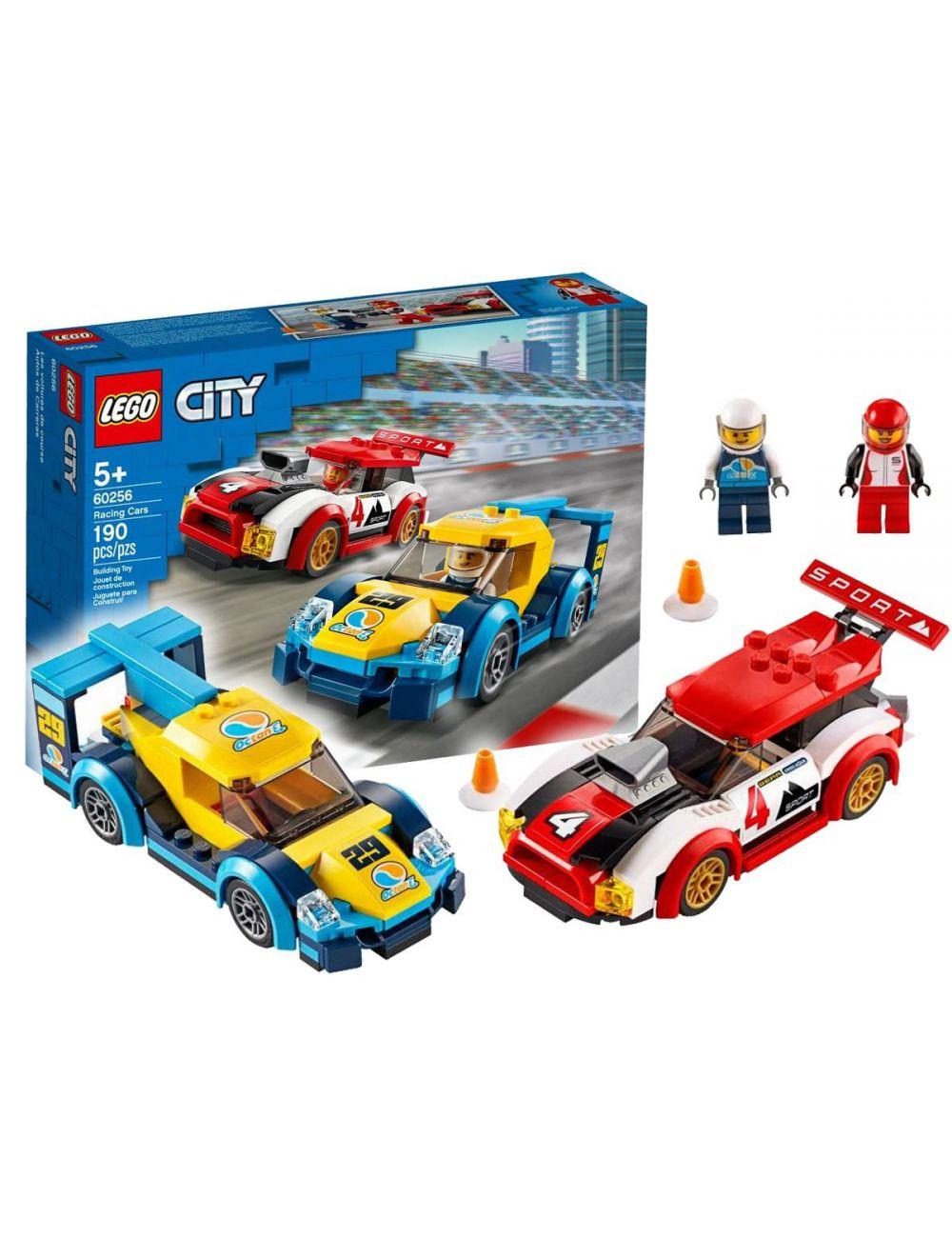 LEGO City Samochody Wyścigowe 60256