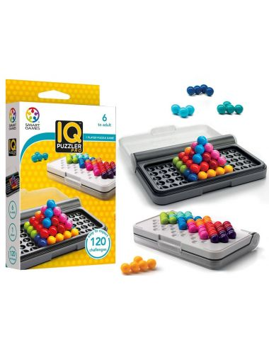 Smart Games Gra Edukacyjna IQ Puzzler Pro SG455